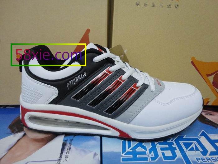 1117正品新款晋花男休闲鞋批发8533三色12双装