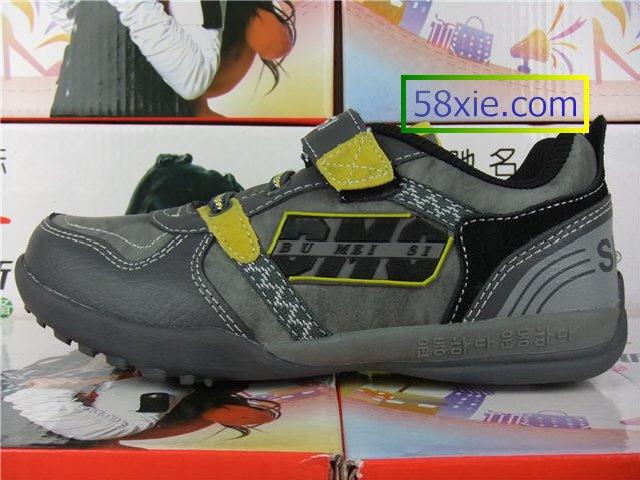 0713正品新款步美斯中童鞋批发127三色24双装